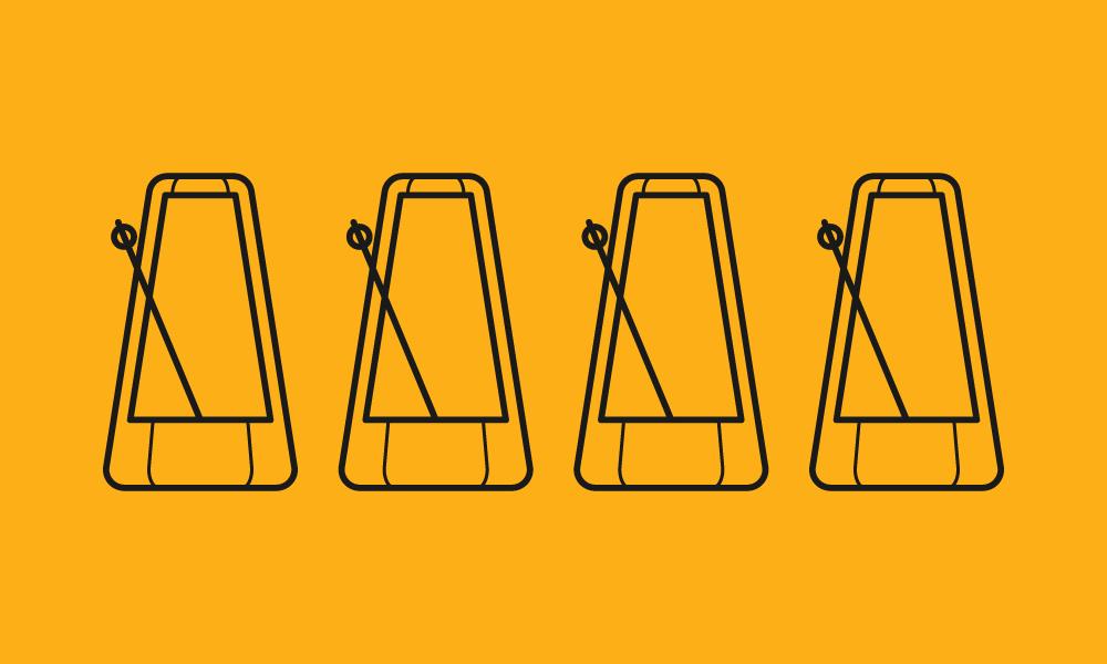 Synchronization of Metronomes