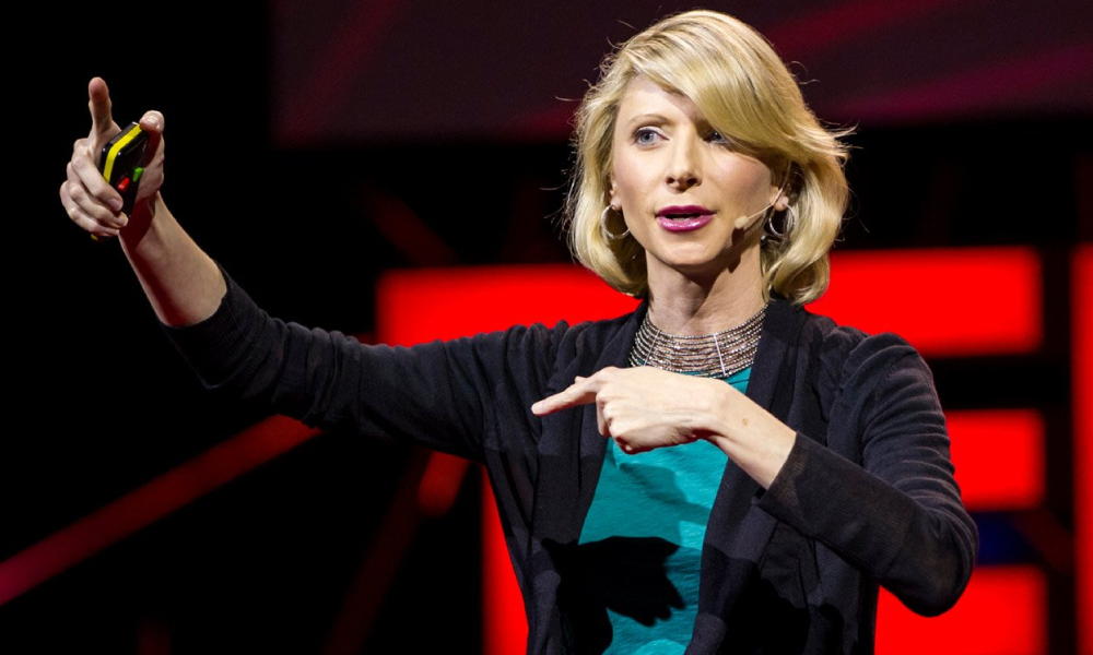 Amy Cuddy – Your body language may shape who you are