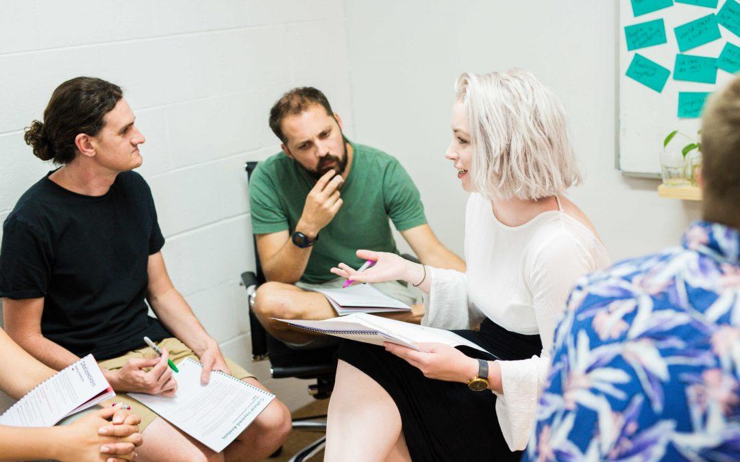 Five Essentials to Having a Courageous Conversation
