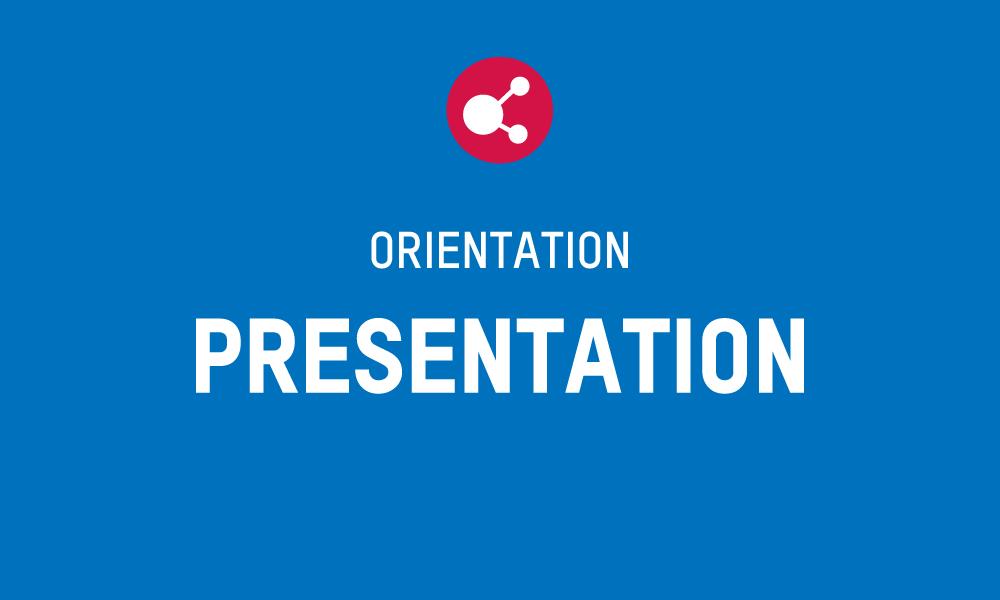 PFS Orientation Presentation
