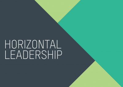 Horizontal Leadership
