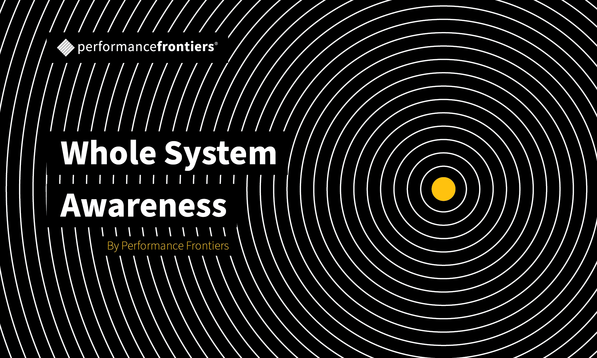 Introduction to Whole Systems Thinking