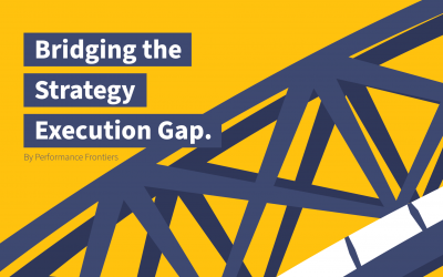 Bridging the Strategy Execution Gap
