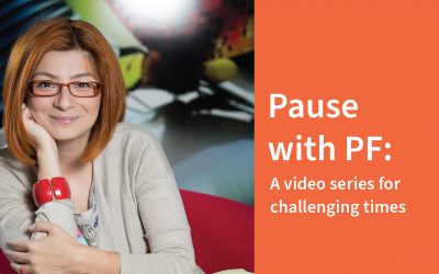 Pause with PF