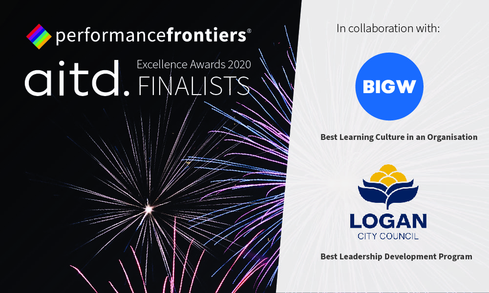 We are AITD Award Finalists!